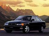 Toyota Chaser Tourer V (JZX100) 1996–98 images