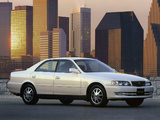 Toyota Chaser (X100) 1996–98 photos