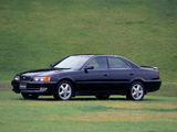 Toyota Chaser Tourer V (JZX100) 1996–98 photos