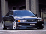 WALD Toyota Chaser (JZX100) 1996–98 pictures