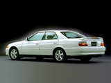 Toyota Chaser Tourer V (JZX100) 1998–2001 wallpapers