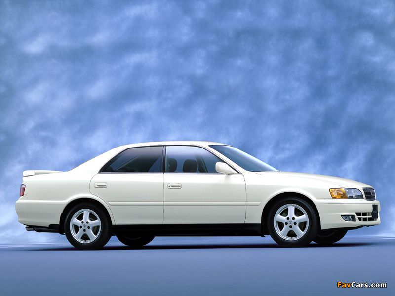 Toyota Chaser 2.5 Tourer V Limited (JZX100) pictures (800 x 600)