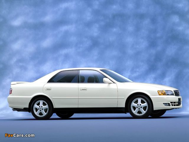 Toyota Chaser 2.5 Tourer V Limited (JZX100) pictures (640 x 480)