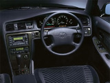 Toyota Chaser Tourer V (JZX100) 1996–98 wallpapers