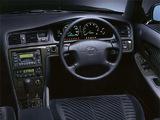 Toyota Chaser Tourer V (JZX100) 1996–98 wallpapers