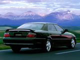 Toyota Chaser Tourer S (JZX100) 1998–2001 wallpapers