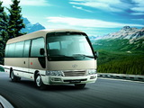 Images of Toyota Coaster (B50) 2007