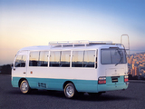 Pictures of Toyota Coaster (B40) 2007