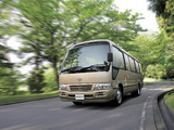 Pictures of Toyota Coaster JP-spec (B50) 2007