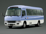 Toyota Coaster (B50) 2007 pictures