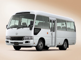 Toyota Coaster JP-spec (B40) 2007 wallpapers
