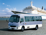 Toyota Coaster (B50) 2007 wallpapers