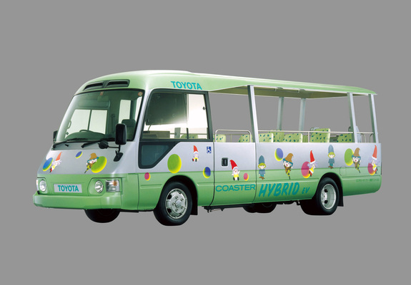 Images Of Toyota Coaster Concept 2000