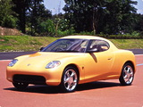 Pictures of Toyota AXV-IV Concept 1991