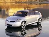Toyota ccX Concept 2002 images
