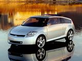 Toyota ccX Concept 2002 pictures
