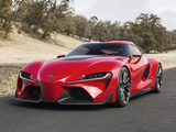 Toyota FT-1 Concept 2014 images
