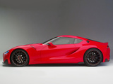 Toyota FT-1 Concept 2014 pictures
