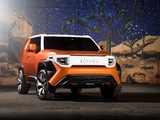 Toyota FT-4X Concept 2017 images