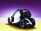 Toyota i-TRIL Concept 2017 wallpapers