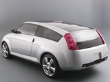 Toyota ccX Concept 2002 wallpapers