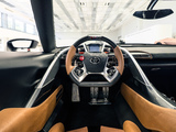 Toyota FT-1 Graphite Concept 2014 wallpapers