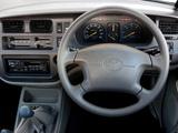 Toyota Condor TX 2002–04 photos
