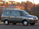 Toyota Condor TE 2002–04 photos