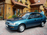 Images of Toyota Corolla Compact 5-door (E100) 1991–98