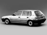 Photos of Toyota Corolla Compact 5-door (E90) 1987–92