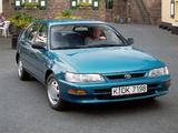 Pictures of Toyota Corolla Compact 5-door (E100) 1991–98
