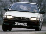 Toyota Corolla Compact 5-door (E90) 1987–92 pictures