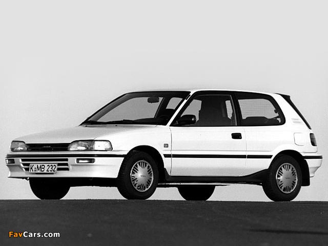 Toyota Corolla Compact GTSi 3-door (E90) 1987–92 pictures (640 x 480)