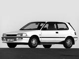 Toyota Corolla Compact GTSi 3-door (E90) 1987–92 pictures
