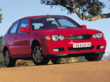 Toyota Corolla Compact 3-door (E110) 1999–2001 images