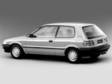 Toyota Corolla Compact 3-door (E90) 1987–92 wallpapers