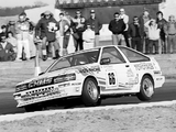 Pictures of Toyota Corolla GT Coupe BTCC 1986–87