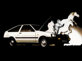 Toyota Corolla GT Coupe UK-spec (AE86) 1983–85 wallpapers