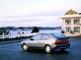 Pictures of Toyota Corolla FX JP-spec (E100) 1992–95