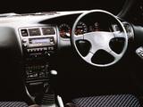 Toyota Corolla FX JP-spec (E100) 1992–95 wallpapers