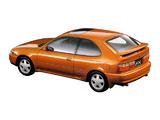 Toyota Corolla FX JP-spec (E100) 1992–95 pictures