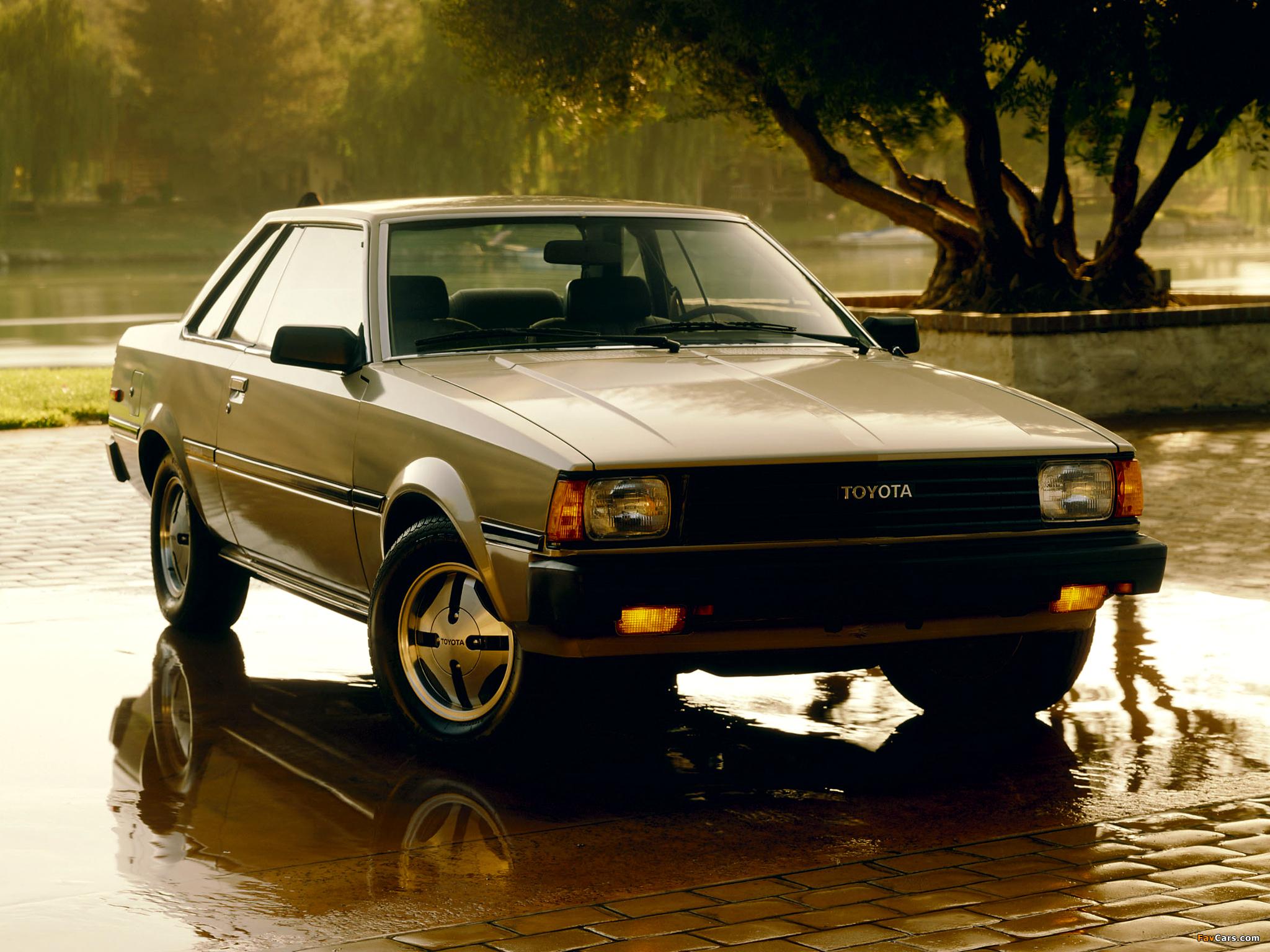 Toyota Corolla SR5 Hardtop Coupe (AE71TE72) 1980–83 pictures (2048 x 1536)