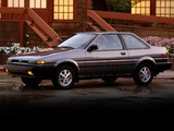 Toyota Corolla SR5 Sport Coupe (AE86) 1984–87 wallpapers