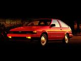 Toyota Corolla GT-S Sport Liftback (AE86) 1985–86 photos
