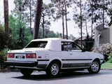 Toyota Corolla SR5 Convertible Griffith Limited Edition (TE72) 1982–83 wallpapers