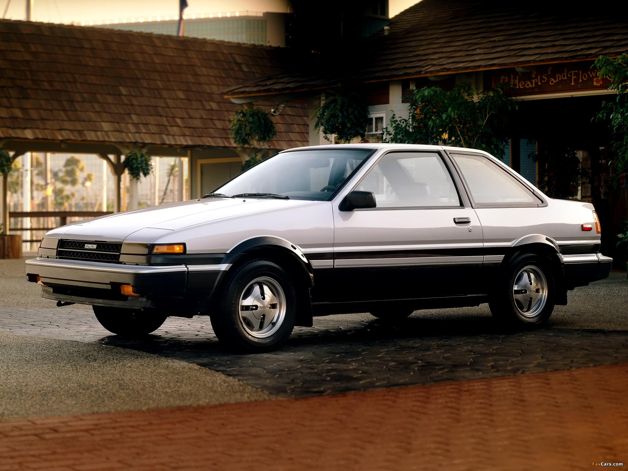 Kekurangan Toyota Corolla 1984 Top Model Tahun Ini