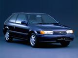 Pictures of Toyota Corolla II 1.5 Tiara 1994–96