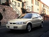 Toyota Corolla II 1.5 Tiara 1997–99 photos