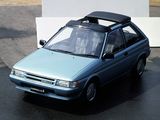 Toyota Corolla II 1.3 Windy Canvas op 1988–90 images