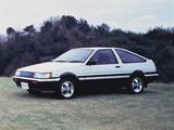 Pictures of Toyota Corolla Levin GT-Apex 3-door (AE86) 1983–85
